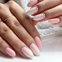 French Ombre Gel Nails | Best Nail Designs 2018