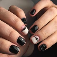 Beautiful Short Nail Designs