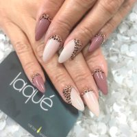 Fantastic Pointed Nails To Pick | NailDesignsJournal.com
