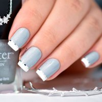 SEO Title: White Tip Nails Never Outdate ...