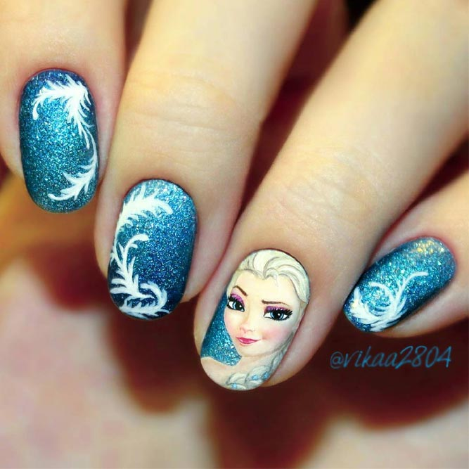 Perfect Cool Nail Designs Ideas