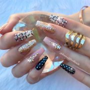 art of sassy nails creation