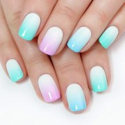 trendy and cute gel nails cool