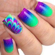 marble nails taste