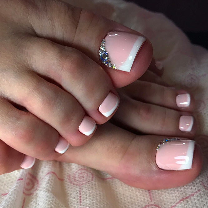 Cute Toe Nail Design Ideas For Beauties Picture 2