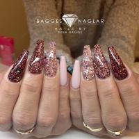 27 Fall Nails Designs For Your Wedding
