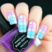 cute ombre nails design