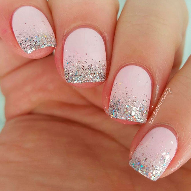√ 21 Cute Ombre Nails Designs You Can Do