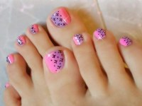 Simple Diy Toe Nail Designs | NailDesignsJournal.com