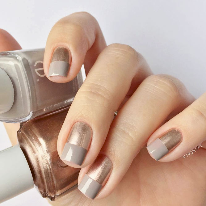 20 Elegant Nails Ideas For Any Busy Lady