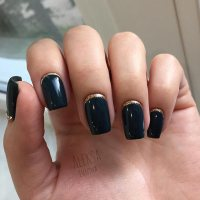 20+ Elegant Nails Ideas For Any Busy Lady ...