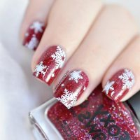 21 Winter Nail Designs To Warm You Up | NailDesignsJournal