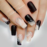 Trendy Acrylic Nails Ideas To Rock