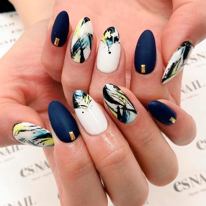 Trendy Acrylic Nails Ideas To Rock