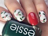15 Christmas Nail Art Tutorials To Master ...