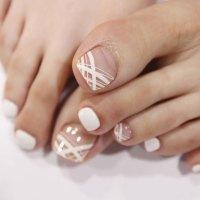 Over 50 Fun Toe Nail Designs To Go Crazy Over