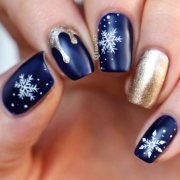 winter nails ideas cheer