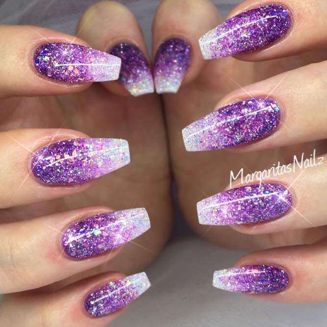 27 Trendy Purple Nails Looks To Consider