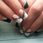 spring nail design instant