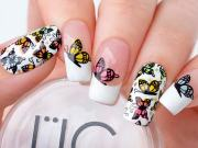 unique butterfly nails tutorials