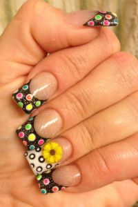 Colourful Nail Designs   www.imgkid.com - The Image Kid ...