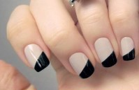 The gallery for --> Easy Nail Designs With Two Colors