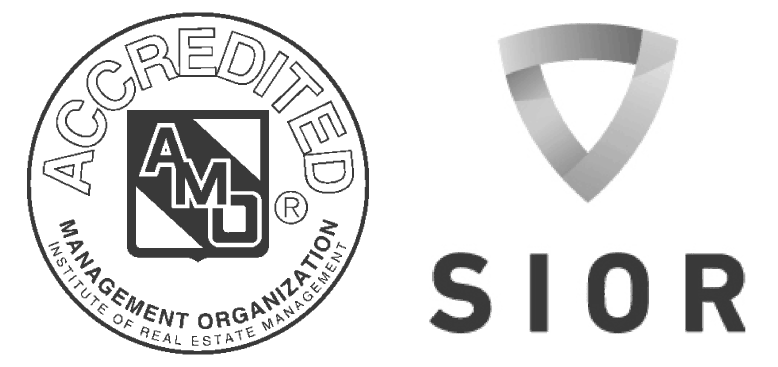 AMO and SIOR Certified