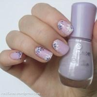 Die violette Blumenwiese