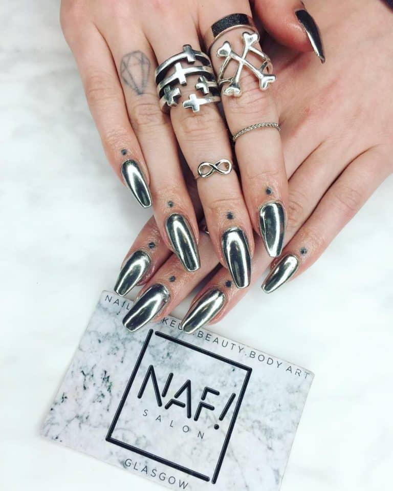 Bao Nguoi Viet Rao Vat Nails : nguoi, nails, Mẹo, Viết, Caption, Instagram, để, Quảng, Salon