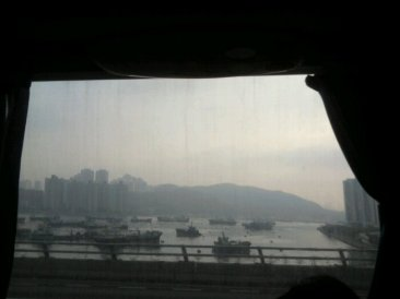 Road to Hong Kong