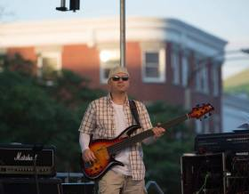 Bassist Brian Mooney