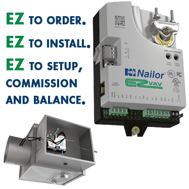 nailor vav wiring diagram symbols explained complete air control and distribution solutions ezvav