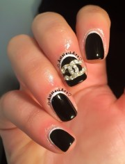 nail art chanel fq11 regardsdefemmes