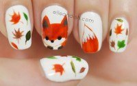 autumn nail art | Nailpolis Magazine