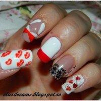 Gangster Nails nail art by Ela's Dreams - Nailpolis ...