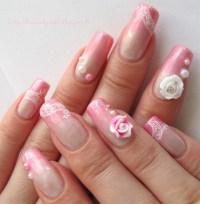 Princess nail art by Yue - Nailpolis: Museum of Nail Art