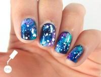 Galaxy Nails nail art by Sabah - Nailpolis: Museum of Nail Art