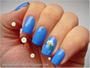 daisy nails nail art anita