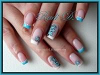 Blue Lizard nail art by Radi Dimitrova - Nailpolis: Museum ...