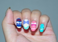 Easy Disney Princess Nail Designs