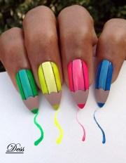color makes happy nail art