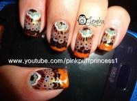 Ancient Asian Folk Nail Art nail art by Leneha Junsu ...