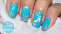 Cinderella Nail Art nail art by Nagel Polish - Nailpolis ...