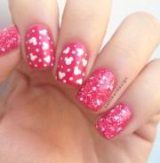 minnie mouse dotticure nail art