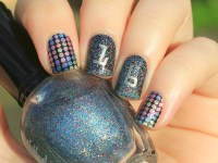 NYC Ball Drop Nails nail art by Moriesnailart - Nailpolis ...