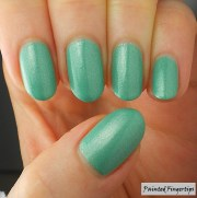 sinful colors mint apple swatch