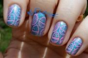 happy easter nail art jenette