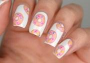 love donuts nail art jayne