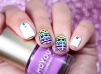 MoYou Hipster nail art by Romana - Nailpolis: Museum of ...