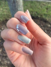 Simple and elegant nail art by Happy_aries - Nailpolis ...